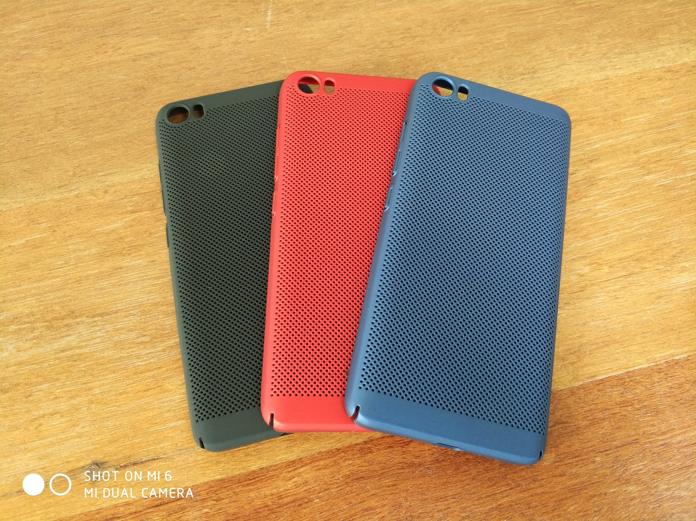 เคส Xiaomi Mi5 PC Cooling Frost Shield Case