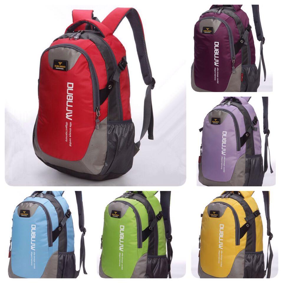 กระเป๋า Causal Daypack