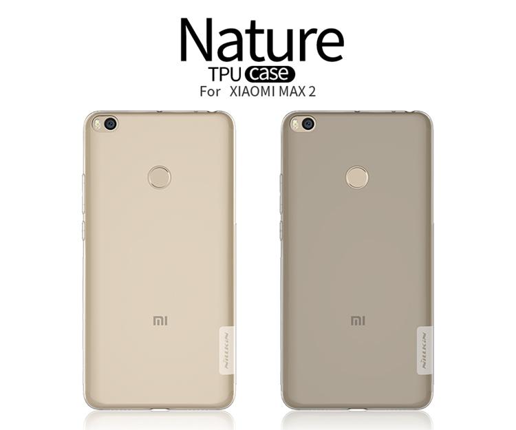 เคส Xiaomi Mi Max 2 Nilkin TPU Case (เคสนิ่ม)