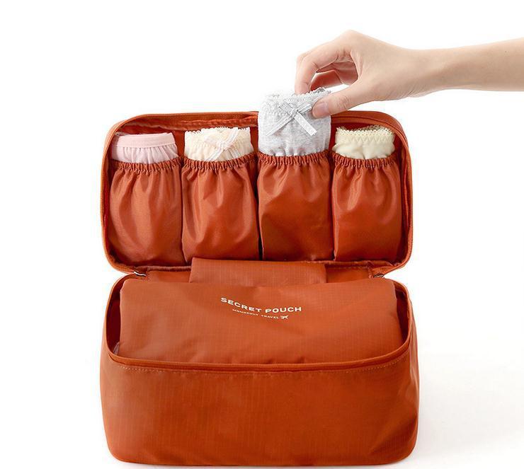 Underwear Bag for traveling กระเป๋าชุดชั้นใน
