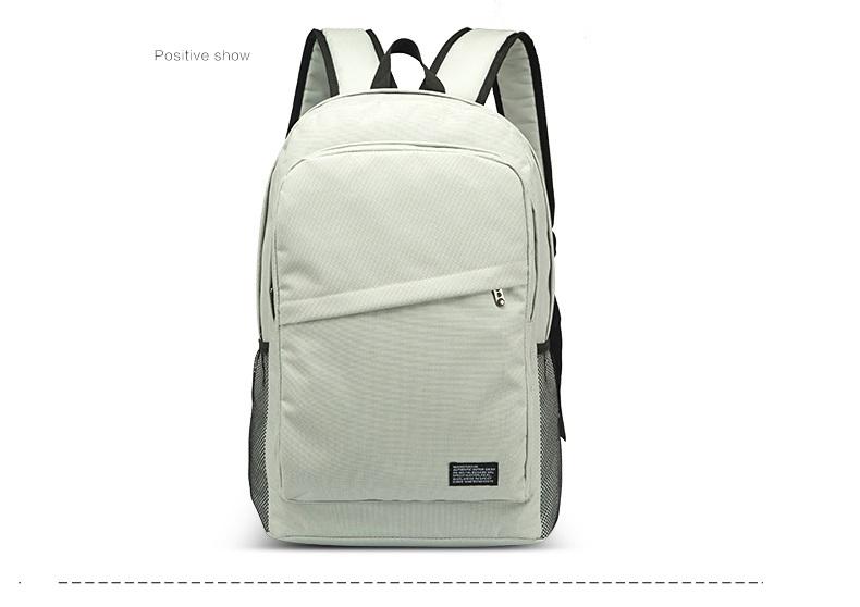 กระเป๋าเป้ Fabric Shell ผู้ชาย