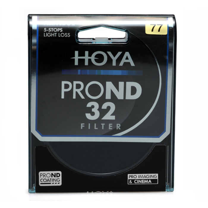 HOYA 82 mm PRO ND 32 Neutral Density 5 Stop Filter