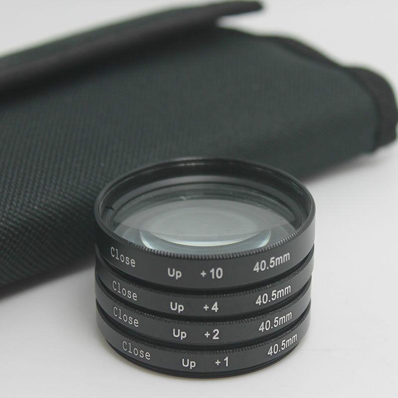 Filter Close UP +1 +2 +4 +10 Set 40.5 mm
