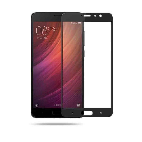 ฟิล์มกระจกนิรภัยเต็มจอ Xiaomi Redmi Pro 9H+ บาง 0.33mm (ขอบดำ)