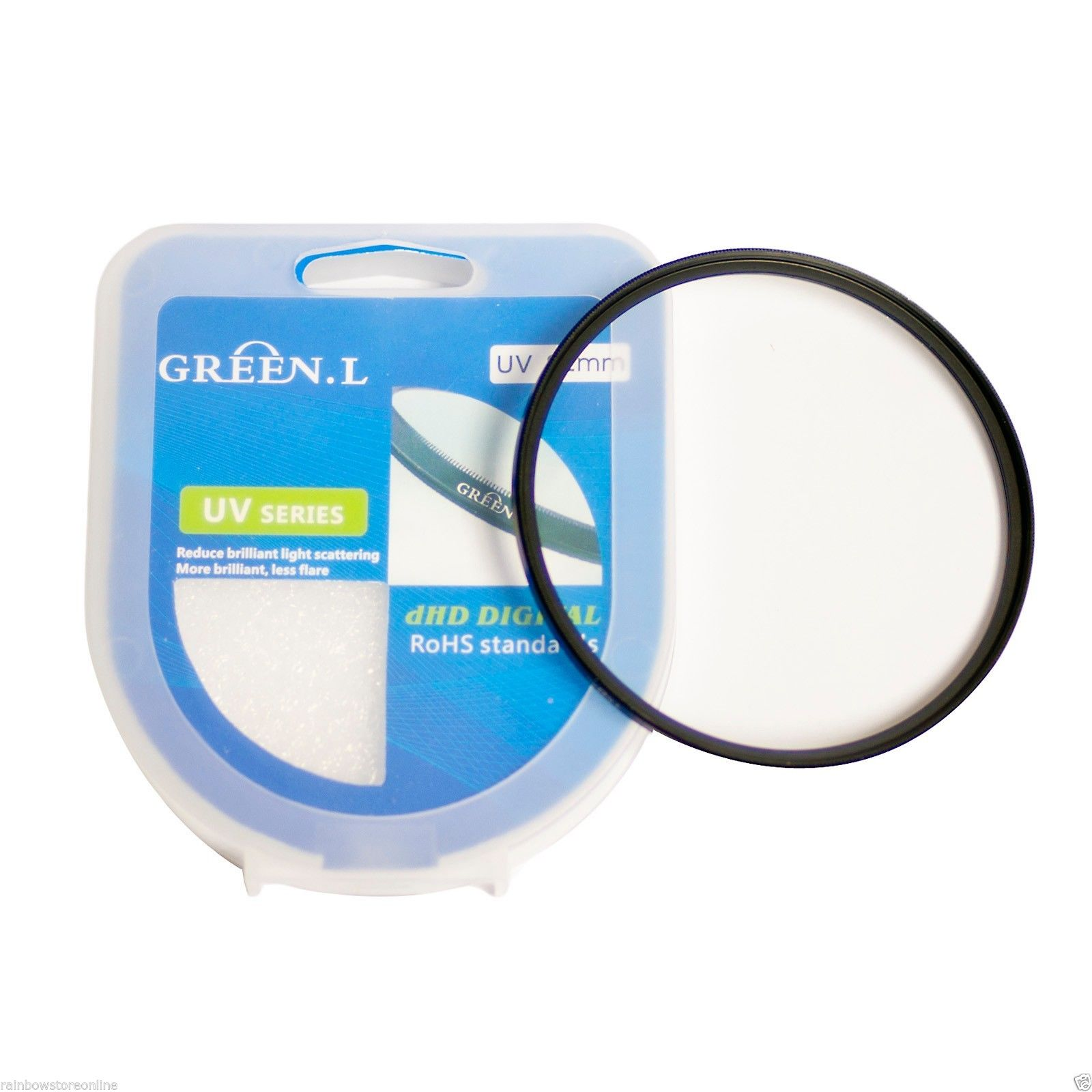 40.5 mm Filter Green L UV