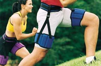 การใช้ wrist weight ชุดถ่วงน้ำหนัก วิ่งขึ้นทางชัน