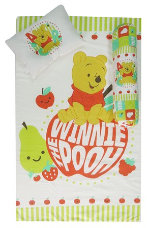 ที่นอนฟองน้ำ Pooh apple ขนาด L
