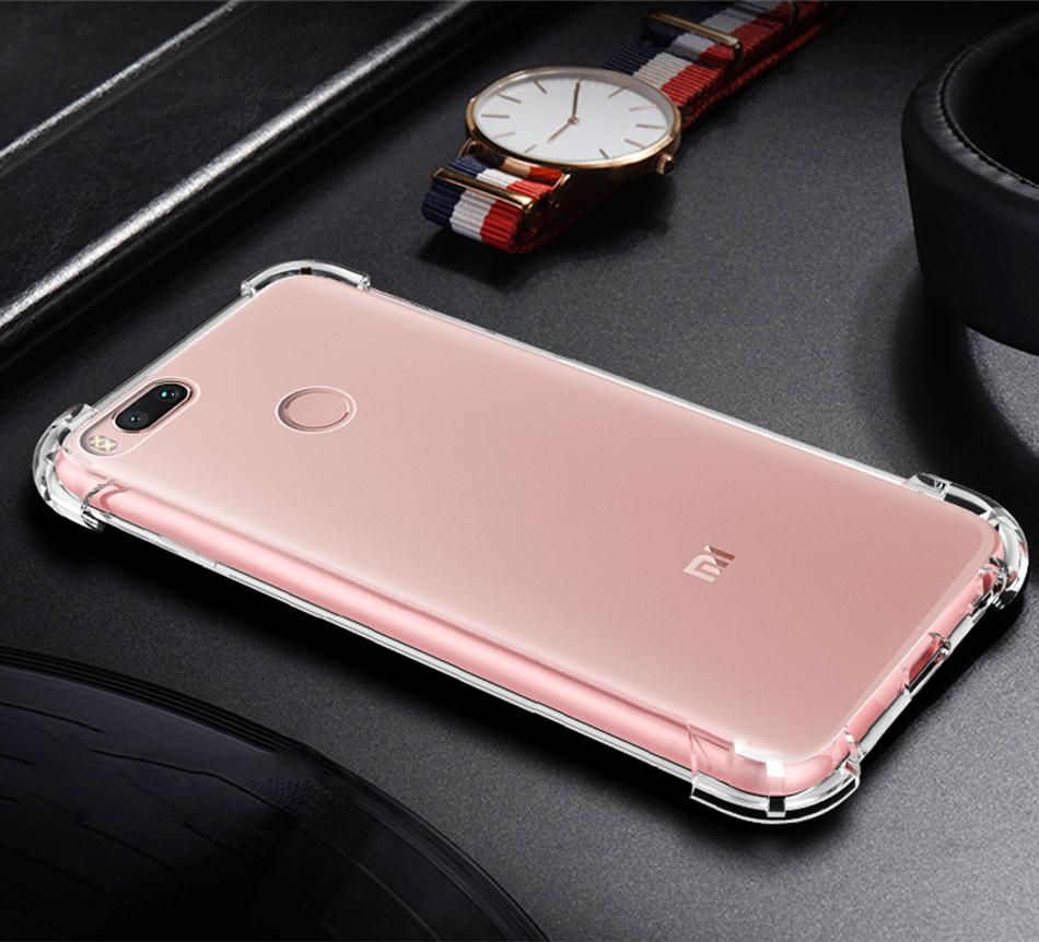 เคสใสกันกระแทก Xiaomi Mi5x / MiA1 PZOZ TPU Case (เคสนิ่ม)