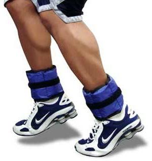 การใช้ wrist weight ชุดถ่วงน้ำหนัก เล่นบาสเกตบอล