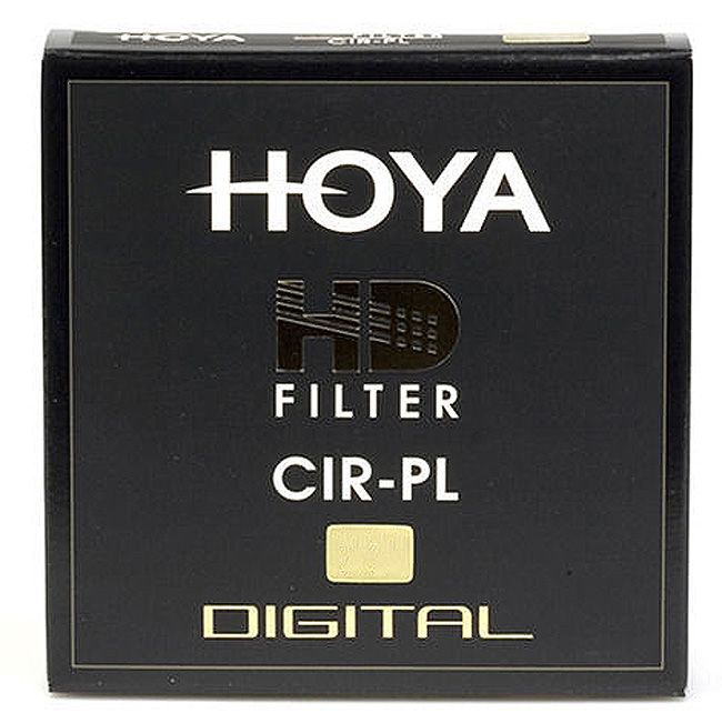 Hoya 55 mm HD CPL Circular Polarizing CIR-PL Filter High Definition