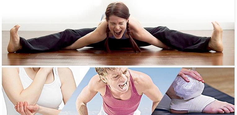 เพื่อป้องกันอาการบาดเจ็บ และปกป้องร่างกายจากการ กระแทก เสียดสี โดยตรงกับพื้น