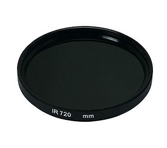 Filter IR R72 720nm 43 mm