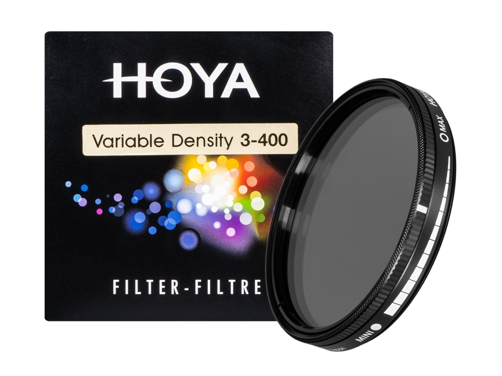Hoya 67 mm Variable Density ND3-ND400 Filter
