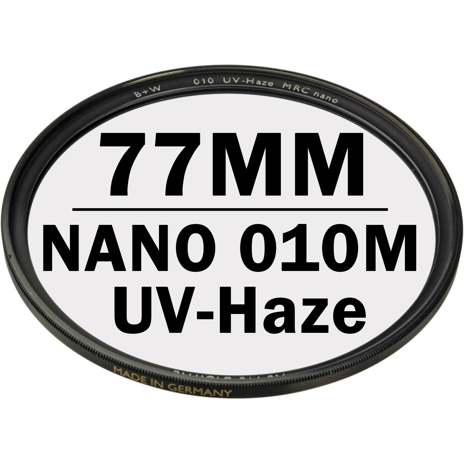 B+W 77 mm XS PRO UV Haze 010M MRC NANO Digital Filter