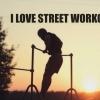 การโหนบาร์ แนว street workout