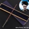 ไม้กายสิทธิ์แฮรี่ พอตเตอร์ เเบบแกนโลหะไม่มีไฟ (Harry Porter Wand Iron Core)