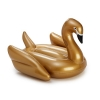ห่วงยางแฟนซี แพยางหงส์ทอง (Gold swan pool float)