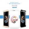 Xiaomi Mi5x / MiA1 ฟิล์มกระจกนิรภัยเต็มจอ 9H+ (ขอบสี)