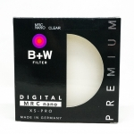 B+W 86 mm XS PRO Clear 007M MRC NANO Digital Filter