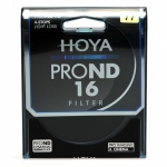 HOYA 62 mm PRO ND 16 Neutral Density 4 Stop Filter