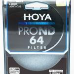 HOYA 52 mm PRO ND 64 Neutral Density 6 Stop Filter
