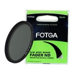 Filter 40.5 mm FOTGA Slim Fader ND filter ND 2 to ND 400