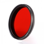 46 mm Adjustable Infrared IR Filter 530nm to 750nm