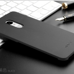 เคส Xiaomi Redmi Note 4 Simple TPU (Black)