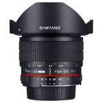Samyang 8mm F3.5 AS UMC Fisheye CS II Lens For Canon