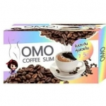 กาแฟโอโม่ คอฟฟี่ สลิม กาแฟลดน้ำหนัก Omo Coffee Slim