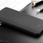 เคส Xiaomi Mi5s Simple TPU (Black)
