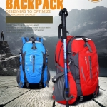กระเป๋า Backpack Sport Comfort 40L