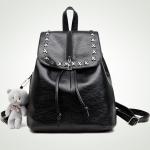 กระเป๋าเป้ Korean PU leather 2017