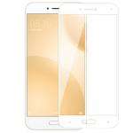 Xiaomi Mi5c ฟิล์มกระจกนิรภัยเต็มจอ 9H+ (ขอบขาว)