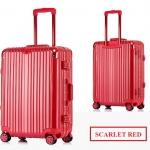 กระเป๋าเดินทางล้อลาก Hefty Hard Suitcase สี Scarlet Red