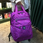 Hard star Trolley Backpack