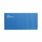 Xiaomi แผ่นรองเม้าส์ ขนาด 80*40 ซม.(สีน้ำเงิน)