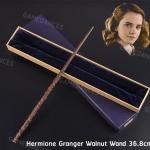 ไม้กายสิทธิ์เฮอร์ไมโอนี่ เเบบแกนโลหะไม่มีไฟ (Hermione Jean Granger Wand)