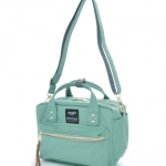 Anello square boston mini 2way Mintgreen (New!!!)