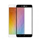 Xiaomi Redmi Note 4X ฟิล์มกระจกนิรภัยเต็มจอ 9H (ขอบดำ)
