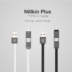 Nillkin Plus Type-C Cable สายชาร์จ 2-in-1