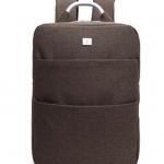 กระเป๋าเป้ Notebook Baisirui High quality (สีน้ำตาล)