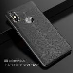 เคส Xiaomi Mi Mix 2S ซิลิโคน TPU ลายหนัง (เคสนิ่ม)