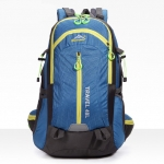 Nylon Mountaineering hainking backpack 40 ลิตร มี 6 สี