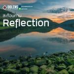 การสะท้อนภาพ Reflection