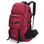 ฺLocallion backpack 60L 2nd Edition (สีแดง)