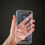 เคส Xiaomi Redmi 5A DFIFAN TPU แบบนิ่ม สีใส