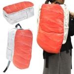 กระเป๋า Sushi Turnover แท้จากญี่ปุ่น (หน้าแซลม่อน)