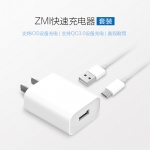 ZMI Adapter Quick Charge 3.0 พร้อมสายชาร์จ ZMI Type C