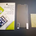 ฟิล์มกันรอยขีดข่วน แบบใส Xiaomi Mi A2 Lite / Redmi 6 Pro (2 แผ่น)